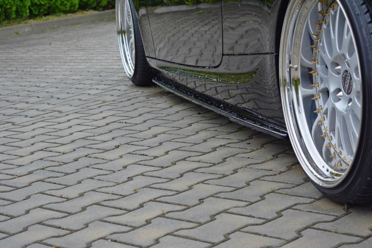 Dokładki Progów BMW 3 E92 M-PACK FACELIFT - GRUBYGARAGE - Sklep Tuningowy